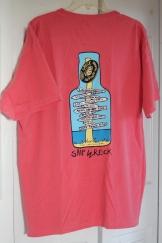 Bottle - T Shirt $22