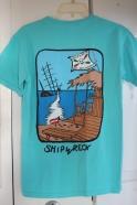 Sinking Ship - T Shirt $22